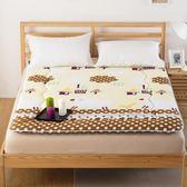 床墊單人加厚床墊床褥子單人0.9m榻榻米學生宿舍可折疊床墊被床褥【下殺85折起】