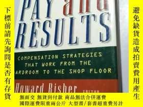 二手書博民逛書店Aligning罕見Pay and Results: Compe
