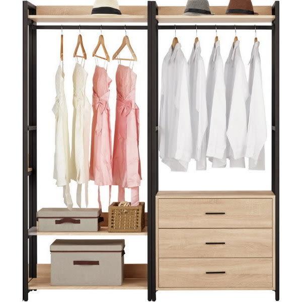衣櫃 衣櫥 MK-071-23 艾麗斯5.2尺衣櫥 【大眾家居舘】