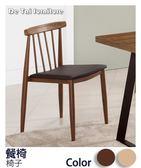 【德泰傢俱工廠】漢娜/安迪餐椅 A002-1033/1034-1