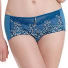 LADY 縱情主義系列 低腰平口褲(墨水藍)