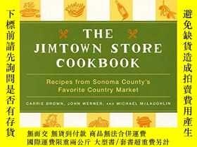 二手書博民逛書店The罕見Jimtown Store CookbookY255562 Brown, Carrie  Werne