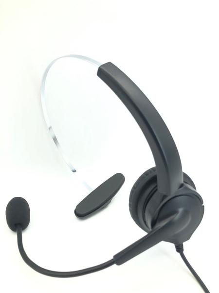 NEC單耳電話耳機麥克風 辦公室 公司 飯店 總機歡迎來電詢問