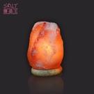 鹽燈專家【鹽晶王】正宗巴基斯坦玫瑰鹽燈6~7kg《紋石底座》《一入組》,開運必備。