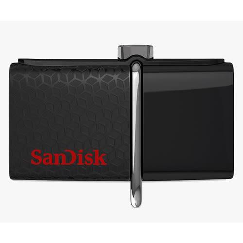 SANDISK Ultra Dual OTG 16GB雙介面隨身碟SDDD2【愛買】