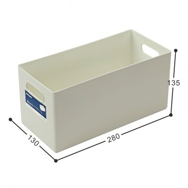 KEYWAY Nico Bin 你可5號收納盒 4.5L TLR-05 28x13x13.5cm