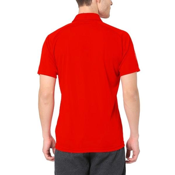 Puma 男 紅色 Polo衫 短袖 運動襯衫 聚脂纖維 短袖 短T 高爾夫 排汗 透氣 運動上衣 65560801