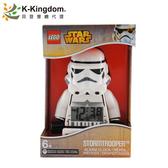 9002137【LEGO 樂高】樂高鬧鐘 風暴兵 Stormtrooper