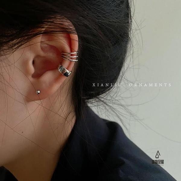 多圈耳夾無耳洞女復古耳骨夾【愛物及屋】