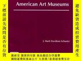 二手書博民逛書店The罕見Audience For American Art Museums (research Division