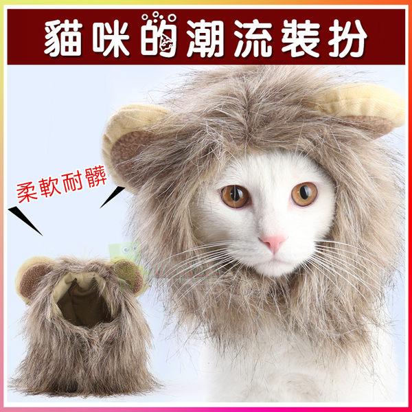 萌寵神器 貓頭套 貓衣服 貓帽獅子頭 貓玩具 拍照必備 保暖 寵物衣服 寵物玩具 多尺碼