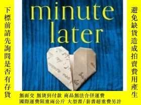 二手書博民逛書店One罕見Minute Later 英文原版 蘇珊·劉易斯:一分