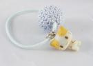【震撼精品百貨】Mashumaro 棉花糖貓~髮圈髮束『針織球』