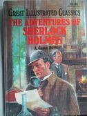 【書寶二手書T1/原文小說_MPF】The Adventures of Sherlock Holmes