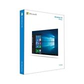 微軟Win Home 10 64Bit 中文隨機版 供貨中
