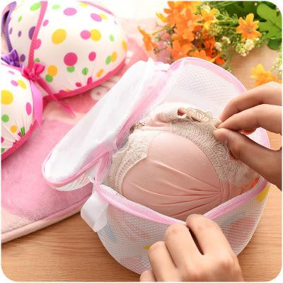 【滿300折30】WaBao 創意細網彩色衣物護洗袋 洗衣袋 (圓筒洗衣袋) =D09447-3=