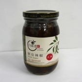 【白裏透紅】剝皮辣椒-火辣450g/罐