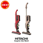 HITACHI 日立 吸塵器 PVSJ700T 直立手持式吸塵器 香檳金/炫麗紅) 公司貨