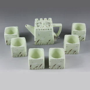 汝瓷茶具套裝