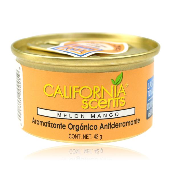 加州淨香草 天然室內芳香劑-芒果甜瓜MELON MANGO(42g)【美麗購】