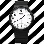 卡西歐手錶學生防水兒童簡約潮石英手錶女男表MQ-24-7B 7B2 MW 59 雙十二全館免運