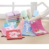 彩緞色紗毛巾-3入  【愛買】