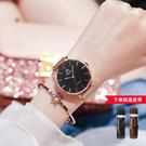特價399!手錶女士學生正韓簡約時尚潮流防水休閒大氣石英女錶下標贈送表帶28色 交換禮物