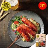 【黑橋牌】360g啤酒香腸_2件組