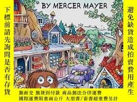 二手書博民逛書店Little罕見Critter: This Is My Town (My First I Can Read)[小怪