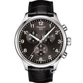 TISSOT天梭Chrono XL韻馳系列經典計時腕錶 T1166171605700