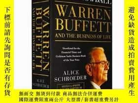 二手書博民逛書店英文原版罕見The Snowball 滾雪球 巴菲特和他的財富人生 Warren Buffett 沃倫巴菲特 財
