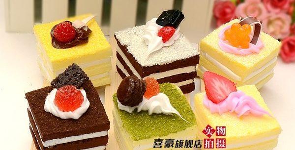 [協貿國際]仿真食物蛋糕模型整套價(12個1套)