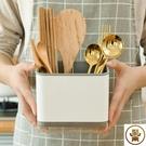 筷子筒壁掛式筷籠子瀝水置物架托家用筷籠筷筒廚房餐具勺子收納盒 一米陽光