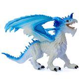 恐龍玩具霸王龍塑膠怪獸西方飛龍魔龍魔獸 兒童男孩仿真動物模型