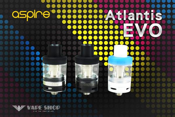 【 沃德維普】Aspire Atlantis Evo 蒸發器