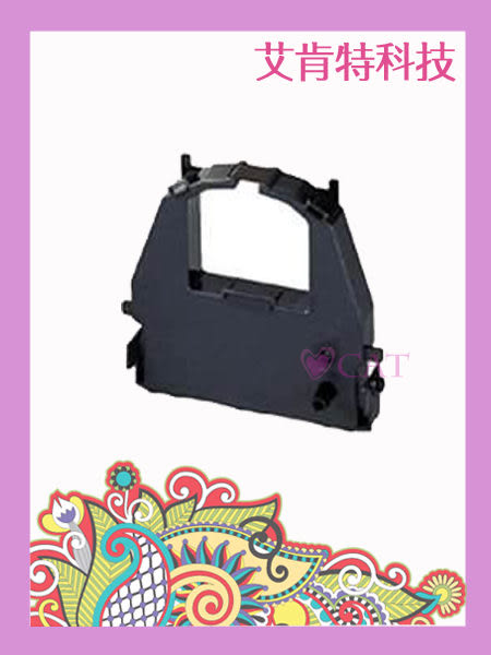 艾肯特科技♥富士fujitsu DL-3800/3850/FUTEK F80 副廠色帶 - 台中市