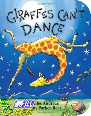 [104美國直購] 2015 美國暢銷書排行榜 Giraffes Can t Dance