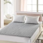 床墊保護墊防滑床護墊榻榻米酒店保潔墊1.5/1.8m薄墊被摺疊床褥子ATF 錢夫人