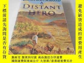 二手書博民逛書店A罕見DISTANT HEROY18429 EMMA DRUMM