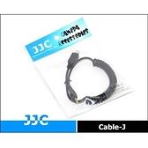 【南紡購物中心】JJC槍把HR相機連接線Cable-J相容RM-UC1