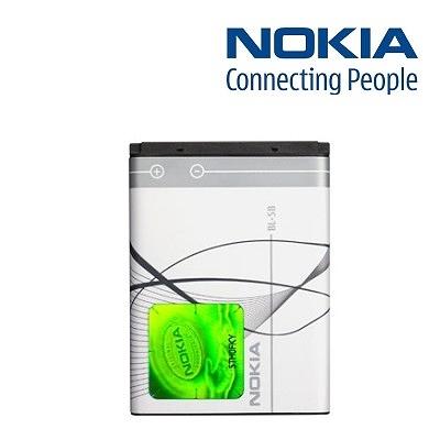 【YUI】NOKIA BL-5B BL5B 原廠電池 NK 320 5500S 6020C 6021C 6120C 6121C 原廠電池 890mAh