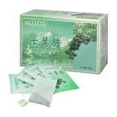 【南紡購物中心】長庚生技 七葉膽茶包30包/盒X4入組