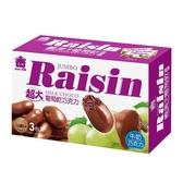義美超大葡萄乾巧克力150g【愛買】