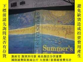 二手書博民逛書店英文原版:Summer罕見Tales 1(32開硬精裝)Y119