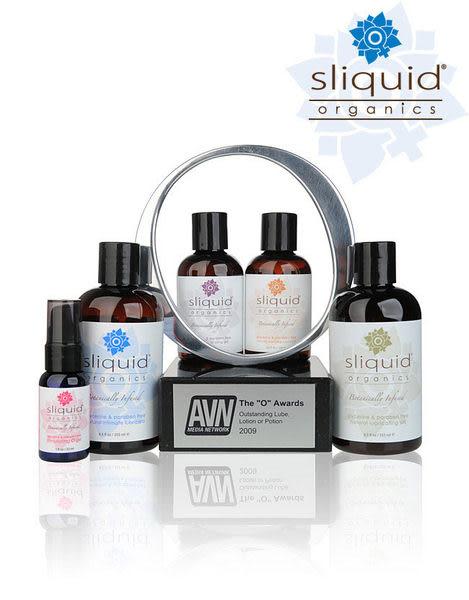 情趣用品 美國 Sliquid Tranquility 植物基身體按摩油-寧靜 125ml 情趣潤滑用品