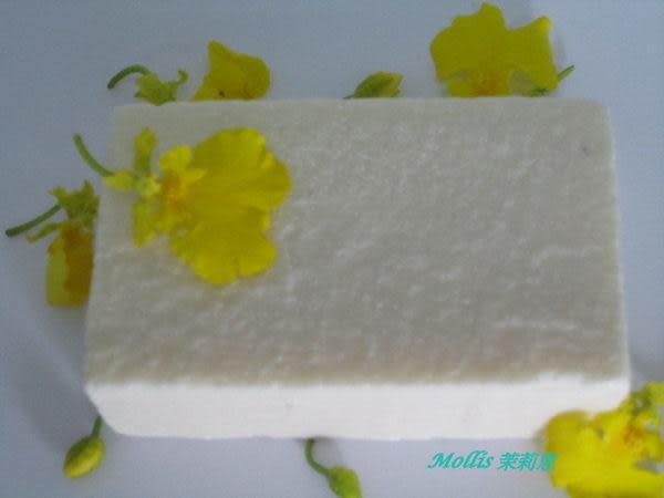 [Mollis] 天然茉莉磨砂鹽皂 Salt Soap (Jasmine)