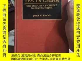 二手書博民逛書店中國茶葉罕見TEA IN CHINA: THE HISTORY OF CHINA S NATIONAL DRINK