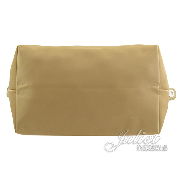 茱麗葉精品【全新現貨】Longchamp Le Pliage Neo折疊厚尼龍兩用包.金色#1512