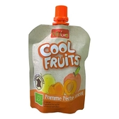 【愛吾兒】法國Vitabio 有機優鮮果-蘋果、蜜桃、杏桃 12個月以上適合