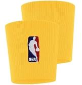 Nike NBA DRI-FIT [NKN03728OS] 運動 打球 健身 護腕 腕帶 吸濕 排汗 乾爽 彈性 黃